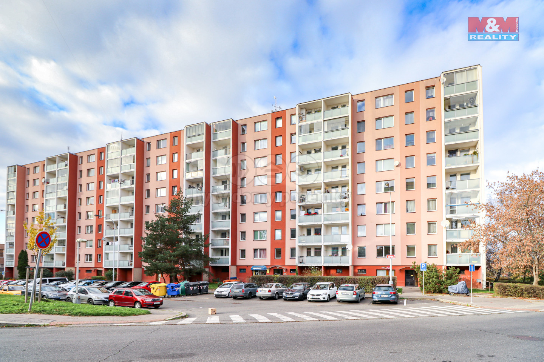 Pronájem bytu 1+kk, 29 m², Praha, ul. Vajdova