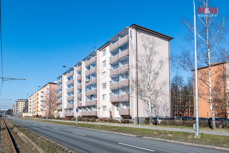 Prodej bytu 2+1, 59 m², Ostrava, ul. Opavská