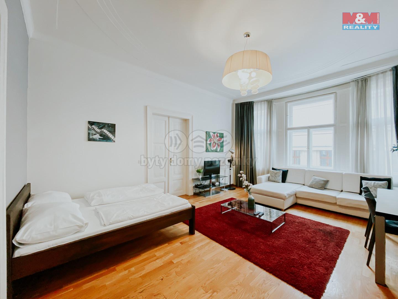 Podnájem bytu 2+kk, 72 m², Praha 1, ul. Žatecká