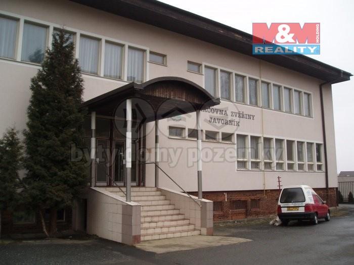 Prodej výrobního objektu, 2824 m², Javorník, ul. Nádražní