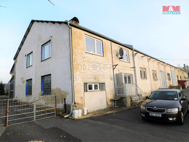 Prodej skladového areálu, 21263 m², Odrava