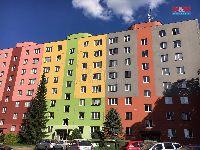Prodej, bytu 3+1, 64 m², Kopřivnice, ul. Kadláčkova