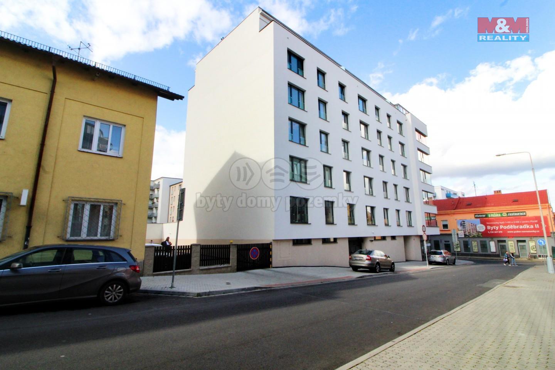 Pronájem bytu 2+kk, 43 m², Plzeň, ul. U Tržiště
