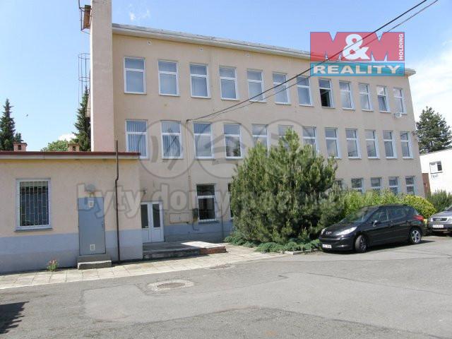 Pronájem kancelářského prostoru, 43 m², Opava - Jaktař