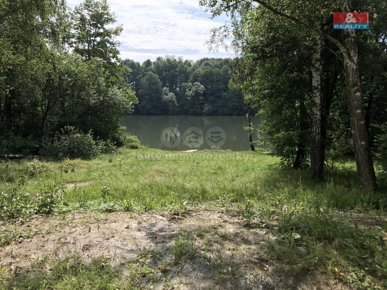 Prodej pozemku k bydlení, 1250 m², Lučina