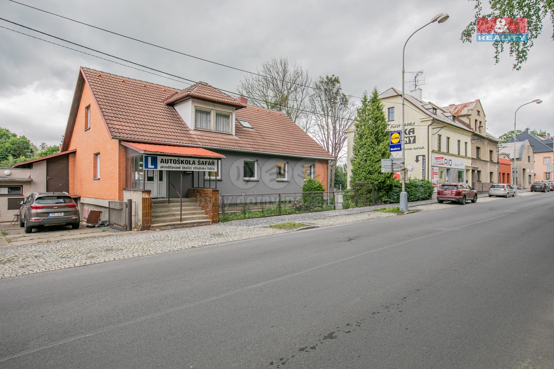 Prodej, rodinný dům, Rýmařov, ul. třída Hrdinů