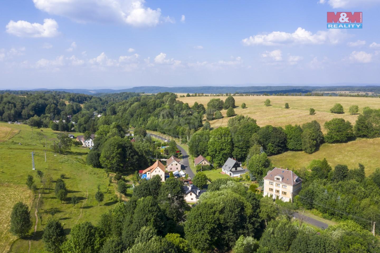 Prodej pozemku k bydlení, 3467 m², Petrovice