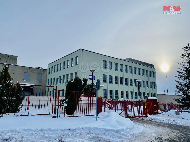 Pronájem výrobních prostor od 100-7000 m², Jablonec n. N.