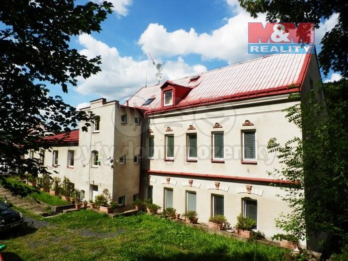Prodej polyfunkčního domu, 1206 m², Kraslice