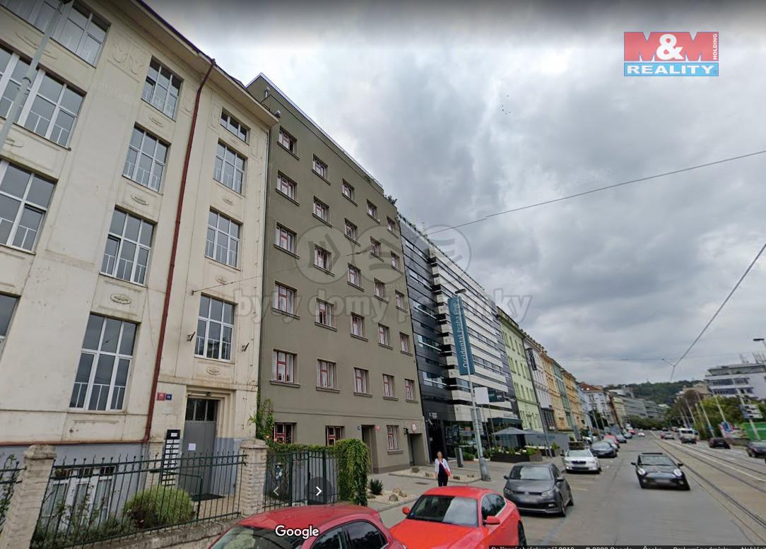Pronájem bytu 2+kk, 46 m², Praha, ul. Radlická