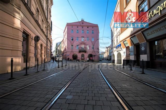 Pronájem bytu 2+kk, 45 m², Olomouc, ul. Denisova
