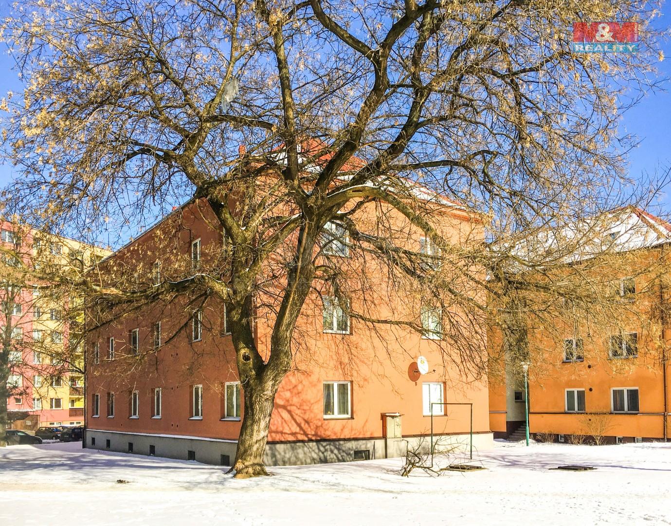 Prodej bytu 1+1, 44 m², Ostrava, ul. Garážní