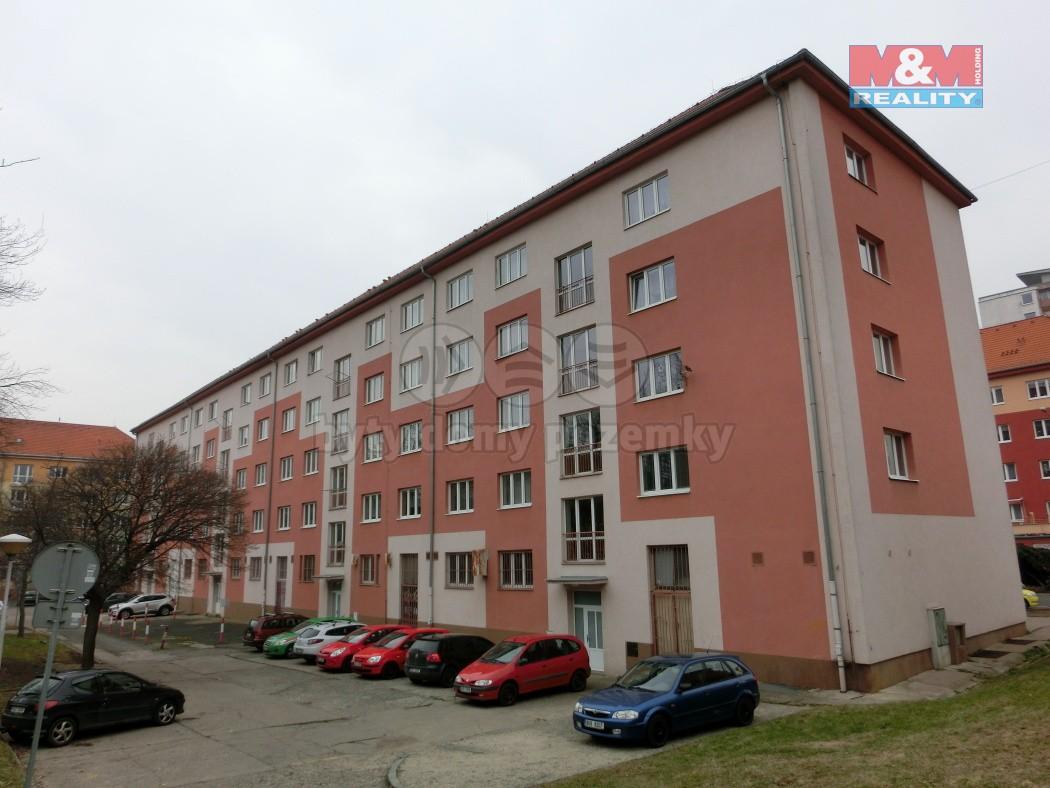Pronájem bytu 2+1, 59 m², Most, ul. Vítězslava Nezvala