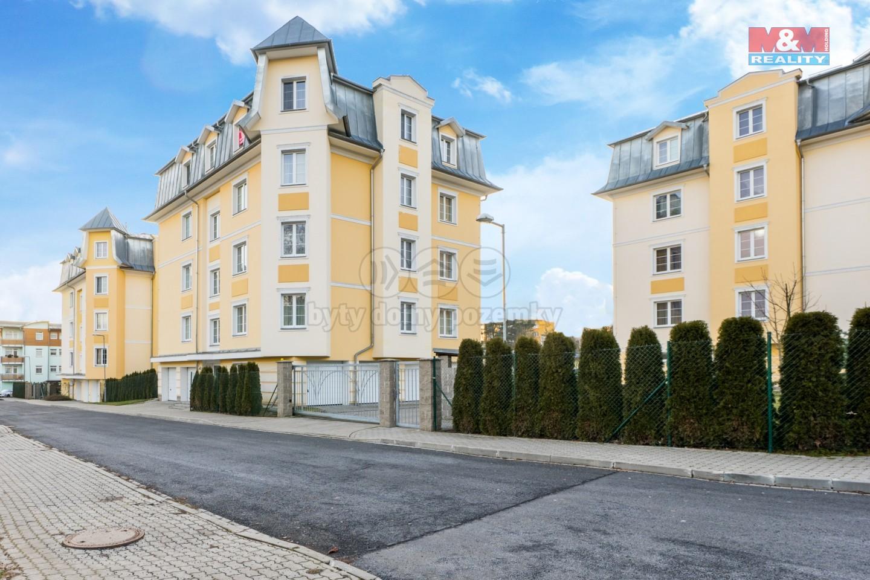 Prodej, atypický byt, 160m2, Mariánské Lázně, ul. Bezejmenná