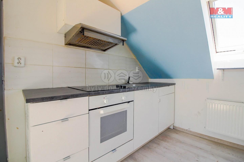 Pronájem bytu 1+kk, 40 m², Kladno, ul. P. Holého