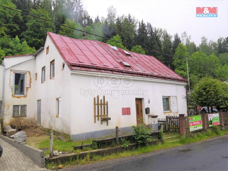 Prodej, rodinný dům 7+kk, 230 m2, Kraslice, ul. Havlíčkova