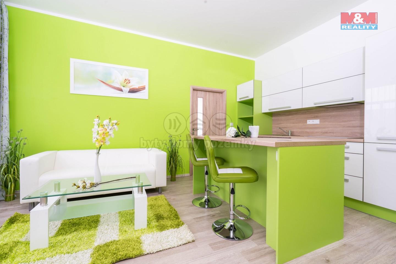 Prodej, byt 3+kk, 56 m², Kounov
