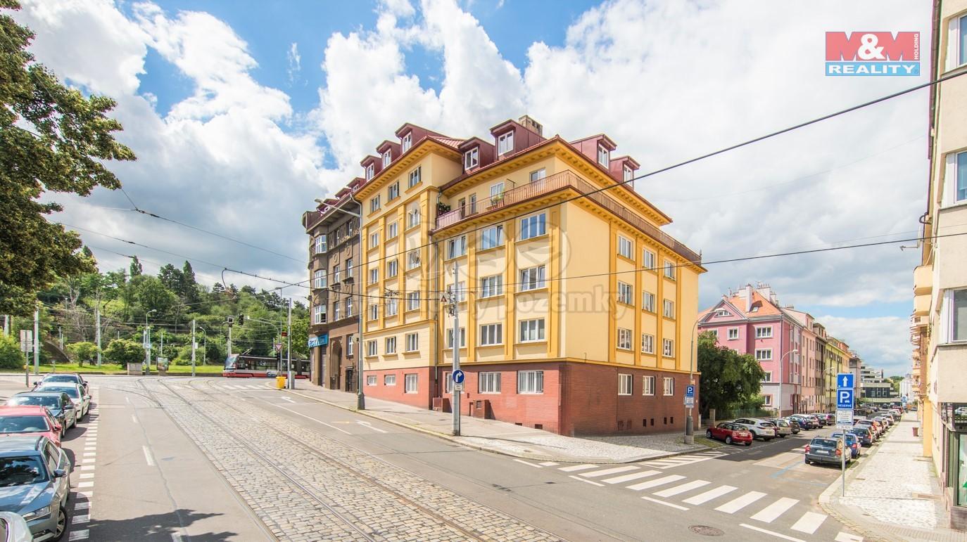 Prodej, byt 2+1, Praha, ul. Za Pohořelcem