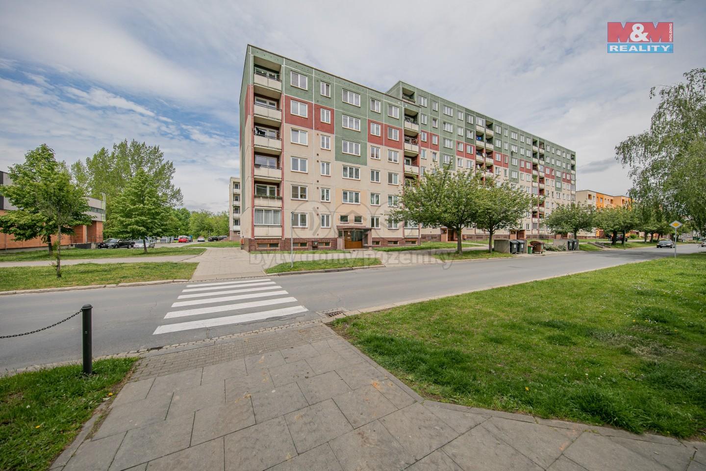 Prodej, Byt 2+1, 42 m2, Přerov, Kozlovská