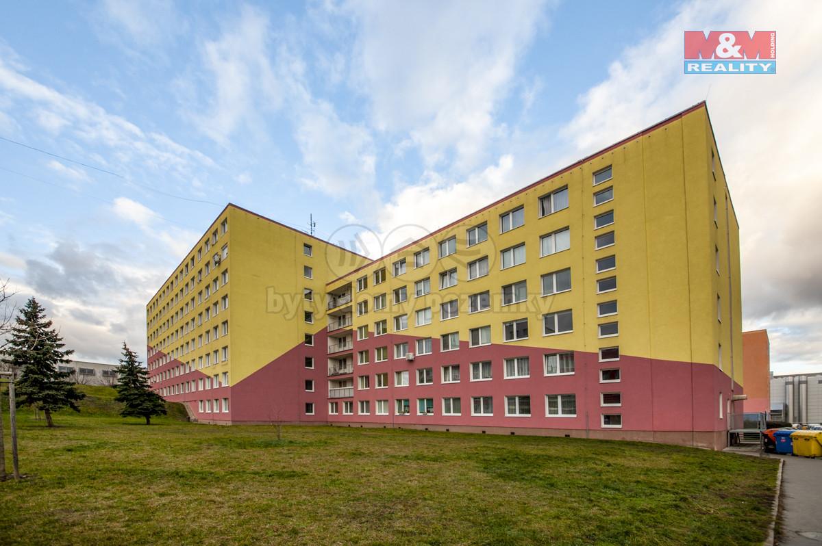 Pronájem bytu 1+kk, 40 m², Praha 9, ul. Bryksova