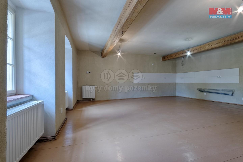 Prodej, byt 1+1, 60 m², Jindřichův Hradec, ul. Mlýnská