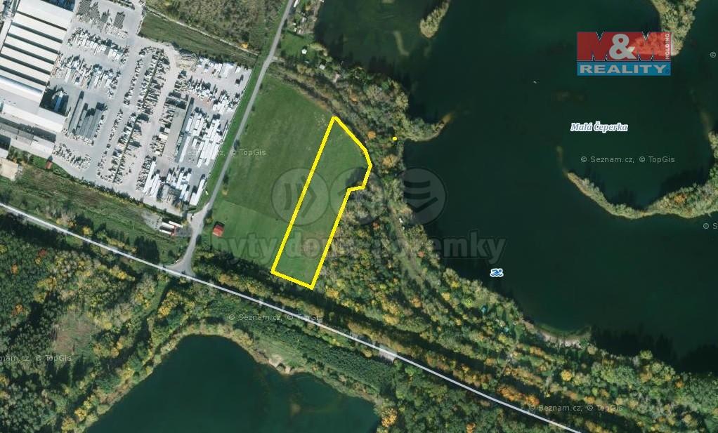 Prodej pozemku, 8154 m², Čeperka