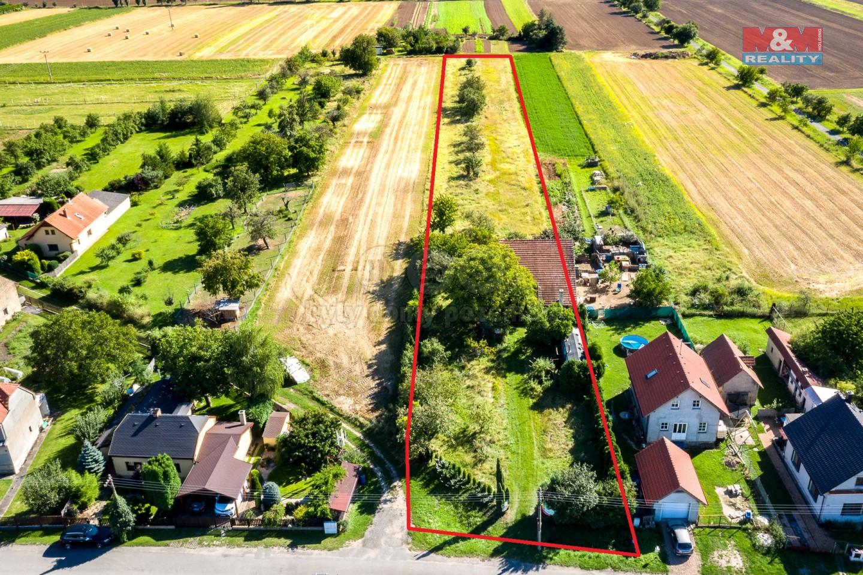 Prodej zemědělského objektu, 5114 m², Hrubý Jeseník