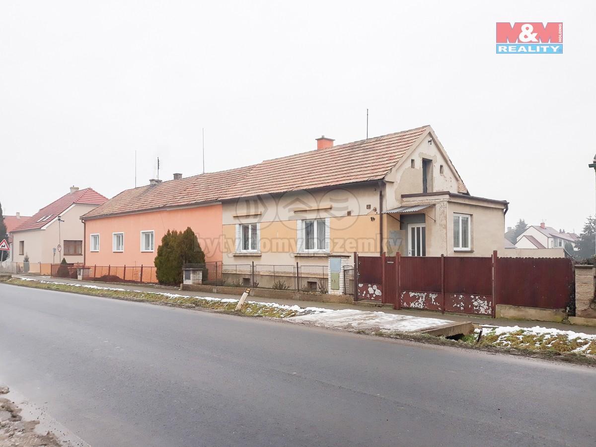 Prodej rodinného domu, 1079 m², Libochovice, ul. Evaňská