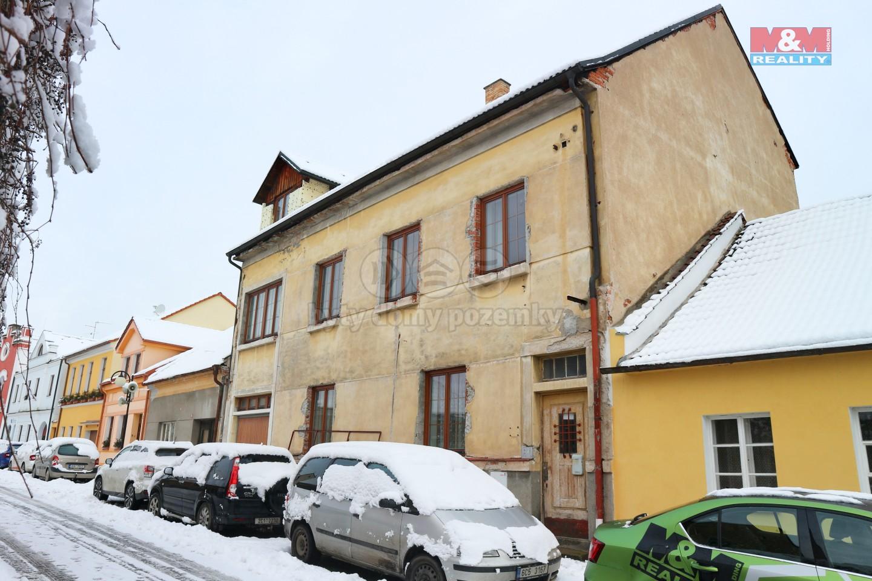Prodej rodinného domu, Bechyně, ul. Široká