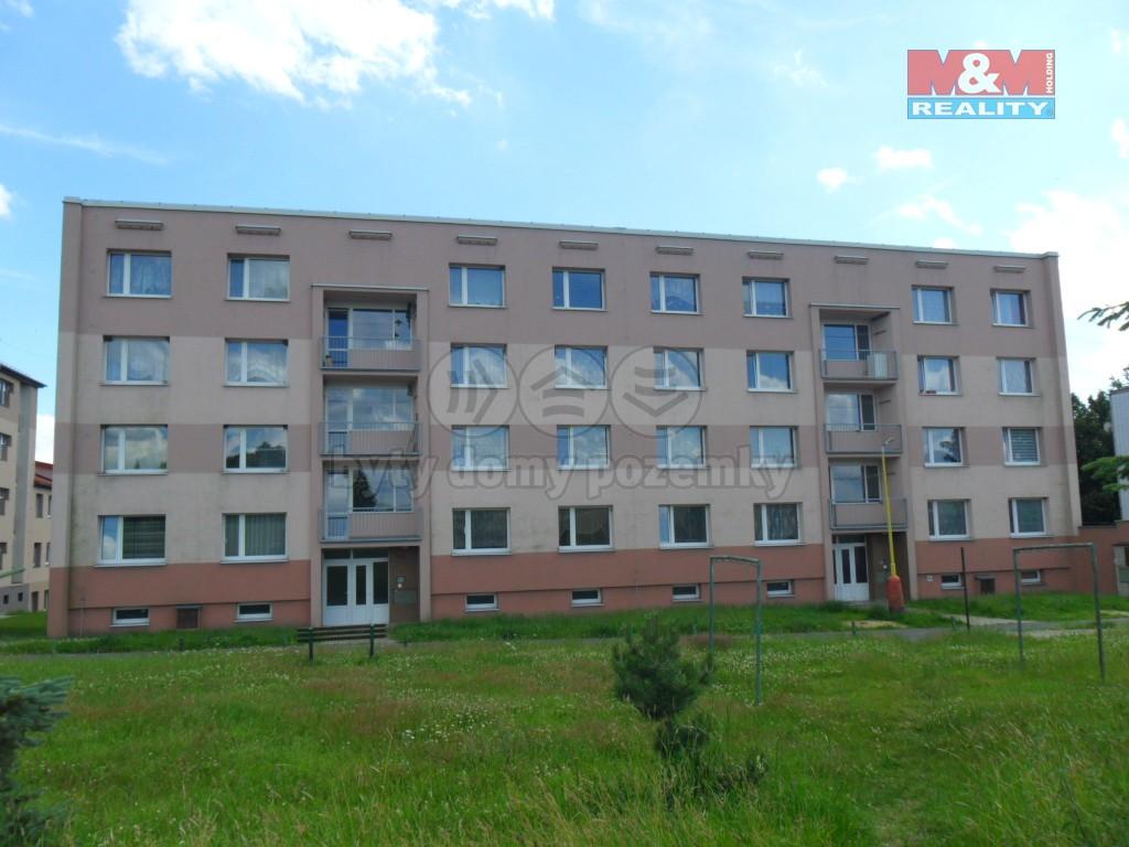 Pronájem bytu 1+1, 35 m², Verneřice, ul. Příbramská