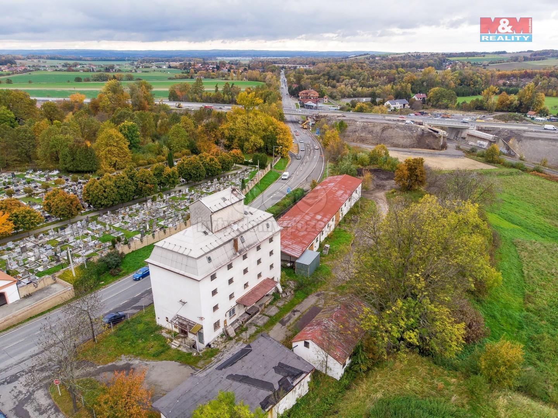 Prodej komerčního objektu, 8401 m2, Příbor, ul. Ostravská