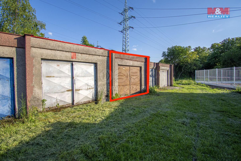 Pronájem garáže, 25 m², Ostrava, ul. Rozumova