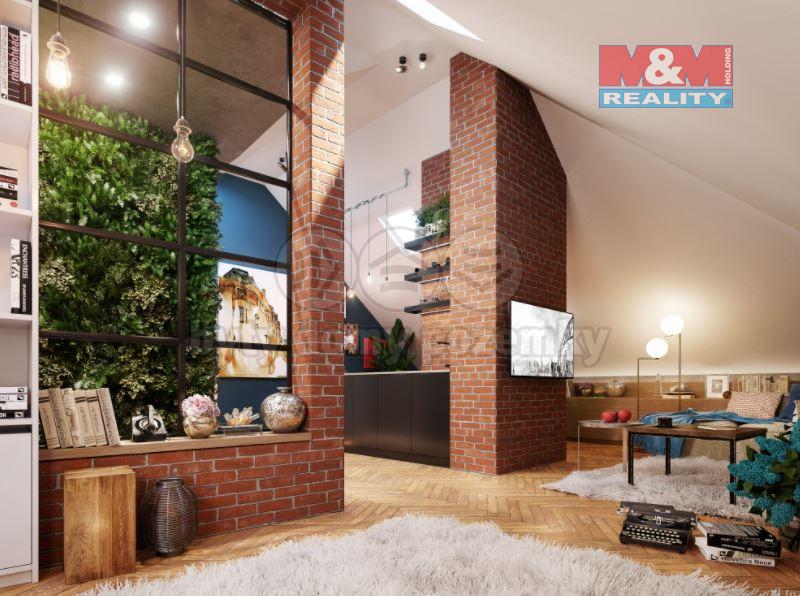 Prodej bytu 1+kk, 32 m², Praha 2 - Nové Město