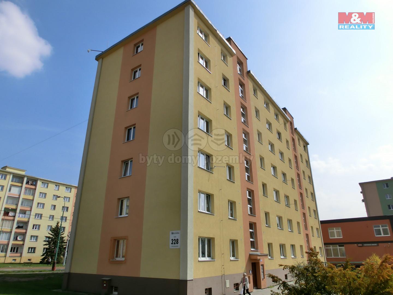 Pronájem bytu 2+1, 53 m2, v Mostě, ul. Jaroslava Vrchlického