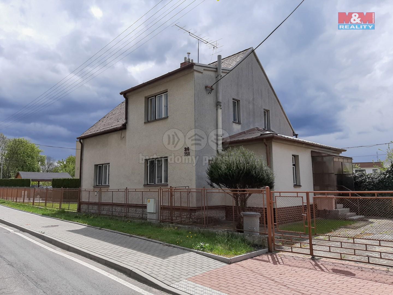 Prodej, rodinný dům, Hlučín, ul. Písečná