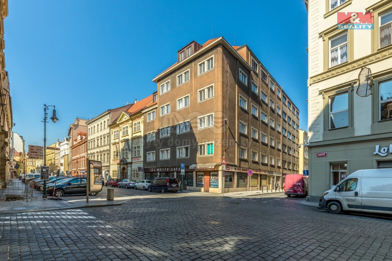 Pronájem, byt 5+kk, 115 m², Praha, ul. Rybná