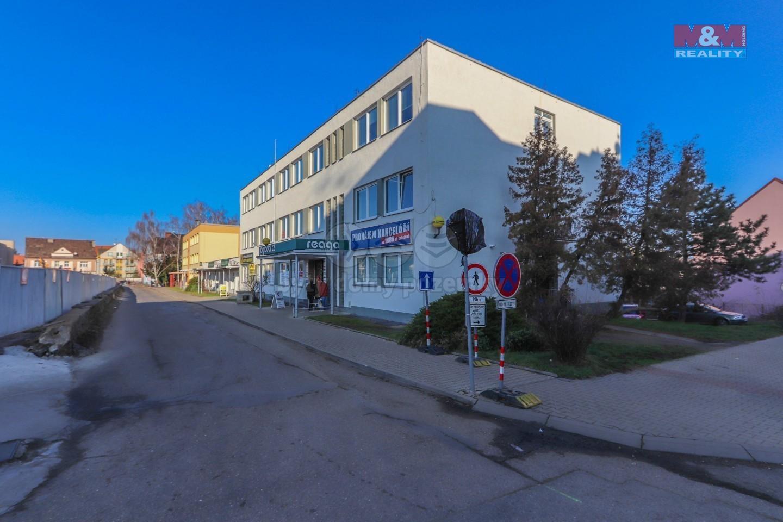 Pronájem kancelářského prostoru, 25 m², Benešov, ul. Žižkova