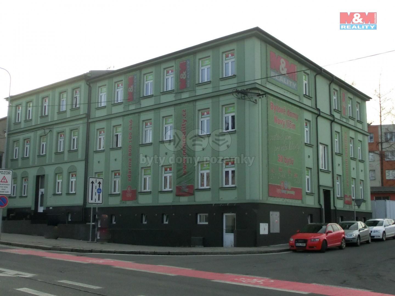 Pronájem bytu 1+KK, 29 m², Nový Jičín, ul. Palackého