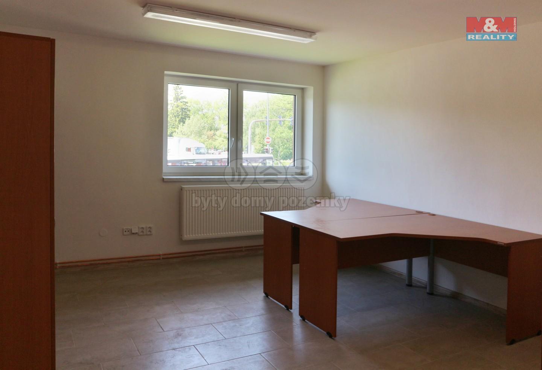 Pronájem, kancelářský prostor, 20 m², Litomyšl, Partyzánská