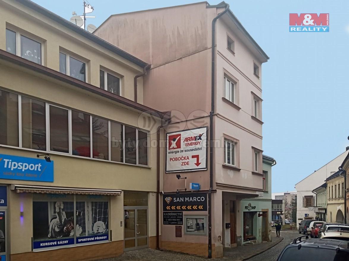 Pronájem kancelářského prostoru, 126 m², Trutnov