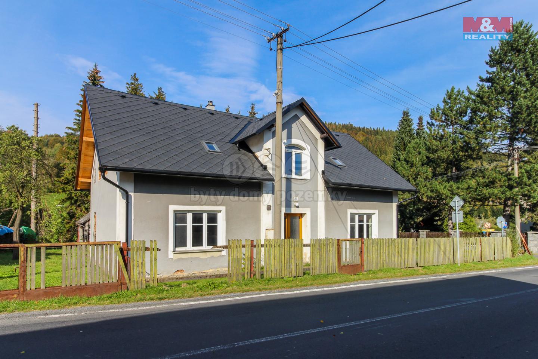 Prodej rodinného domu, 773 m2, Lipová-lázně
