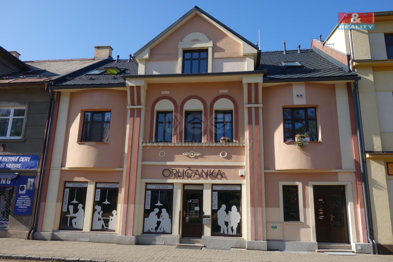 Prodej nájemního domu, 492 m², Jablonné nad Orlicí