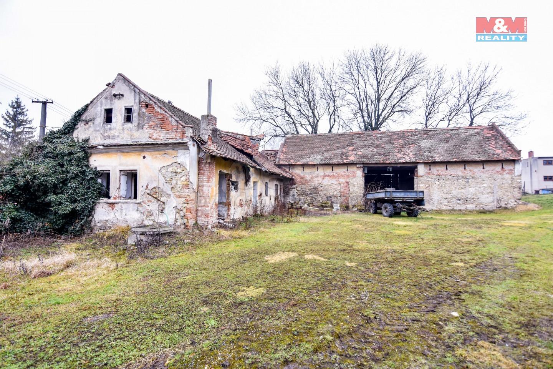 Prodej zemědělského objektu, 1912 m², Kutná Hora
