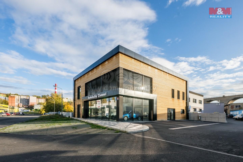 Prodej, obchodní objekt, 1300 m², Cheb, ul. Truhlářská