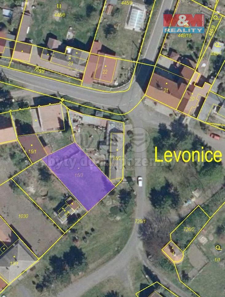 Prodej pozemku k bydlení, 449 m², Postoloprty