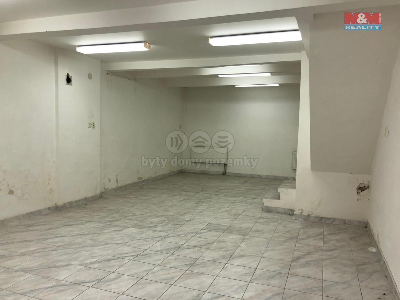 Pronájem obchod a služby, 140 m², Přerov, ul. Palackého