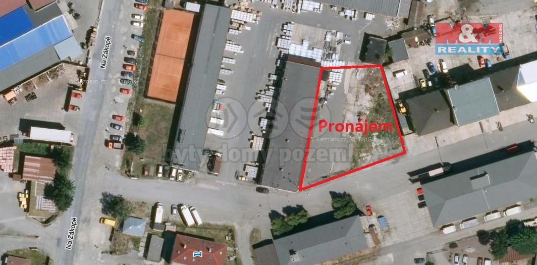 Pronájem provozní plochy, 1260 m², Olomouc, ul. U panelárny