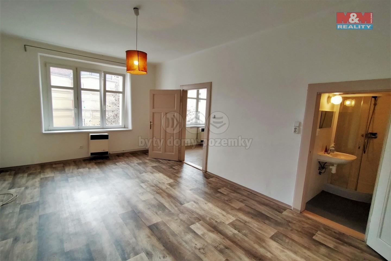 Pronájem bytu 1+1, 46 m², Praha, ul. Sokolovská
