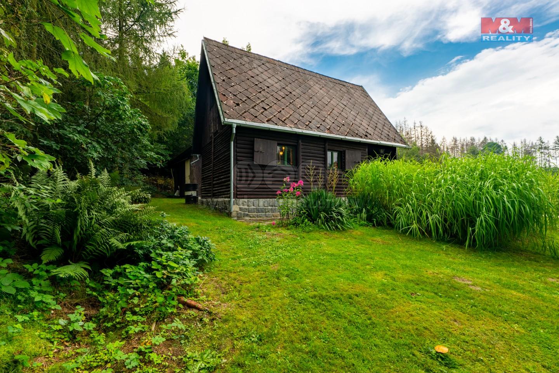 Prodej, chata, 47 m², Kroměždice