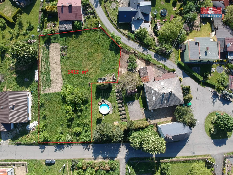 Prodej pozemku k bydlení, 1400 m², Suchdol nad Odrou